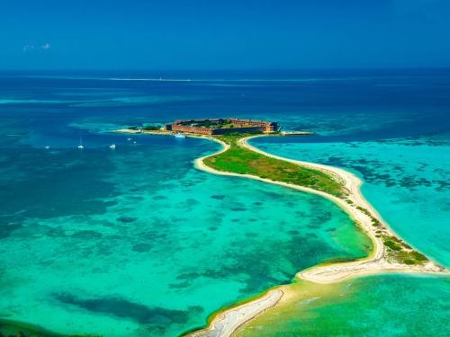 paysage de Tortugas